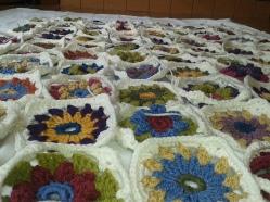 Every stitch is a prayer