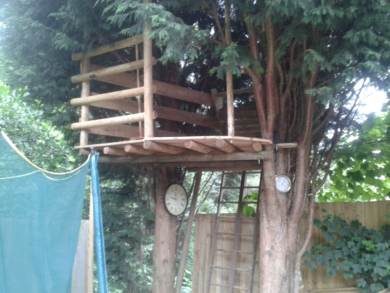 "tree house rules... ""there aint no rules, there never was none, there aint never gonna be none""!!"