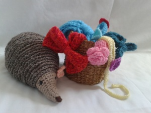 basket of headbands