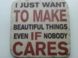 My Coffee Coaster