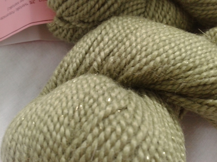 glorious alpaca yarn