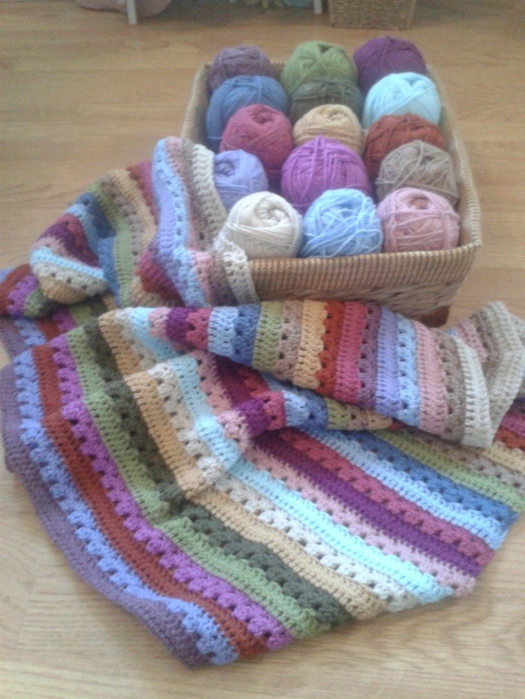 Cosy blanket by Attic 24