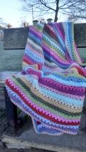 Cosycattage blanket, ayarnyrobin, crochet blankets
