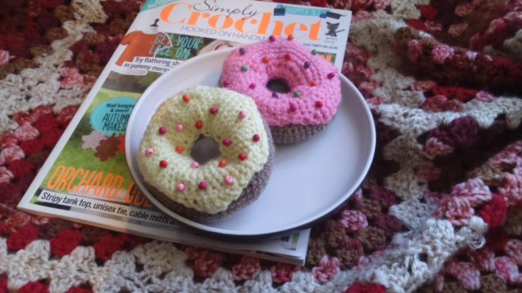 sprinkle donuts