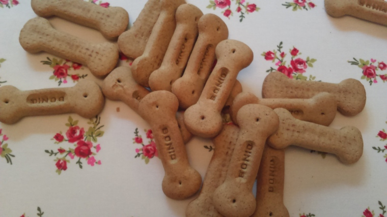 your dogs favourite biscuits...
