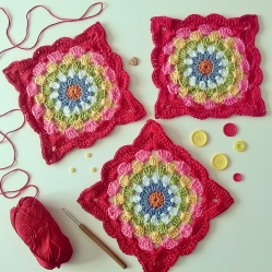 Top 5 things to crochet when it's hot and number 1 is ironic!
