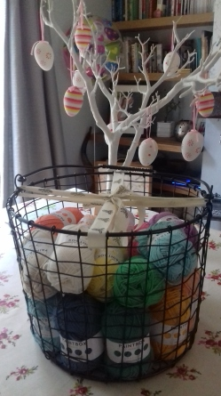 basket of treasure
