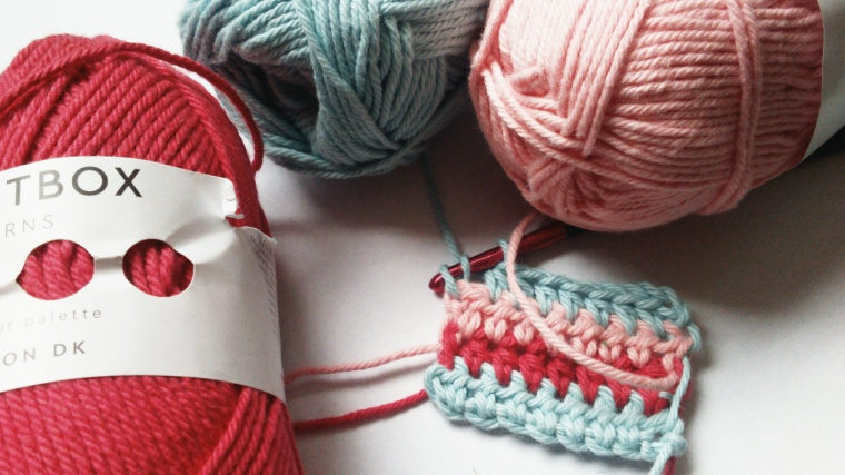 free dog collar crochet pattern...simple free pattern which you can crochet in under an hour