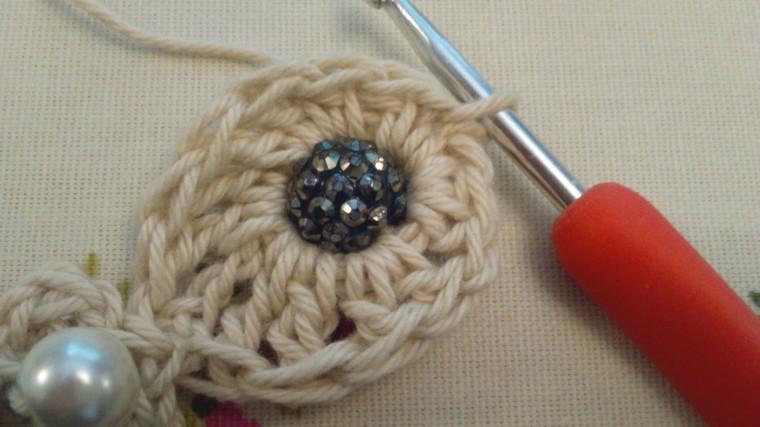 crochet barefoot sandal, Corfu, a free pattern by ayarnyrobin