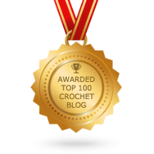 top 100 crochet blog
