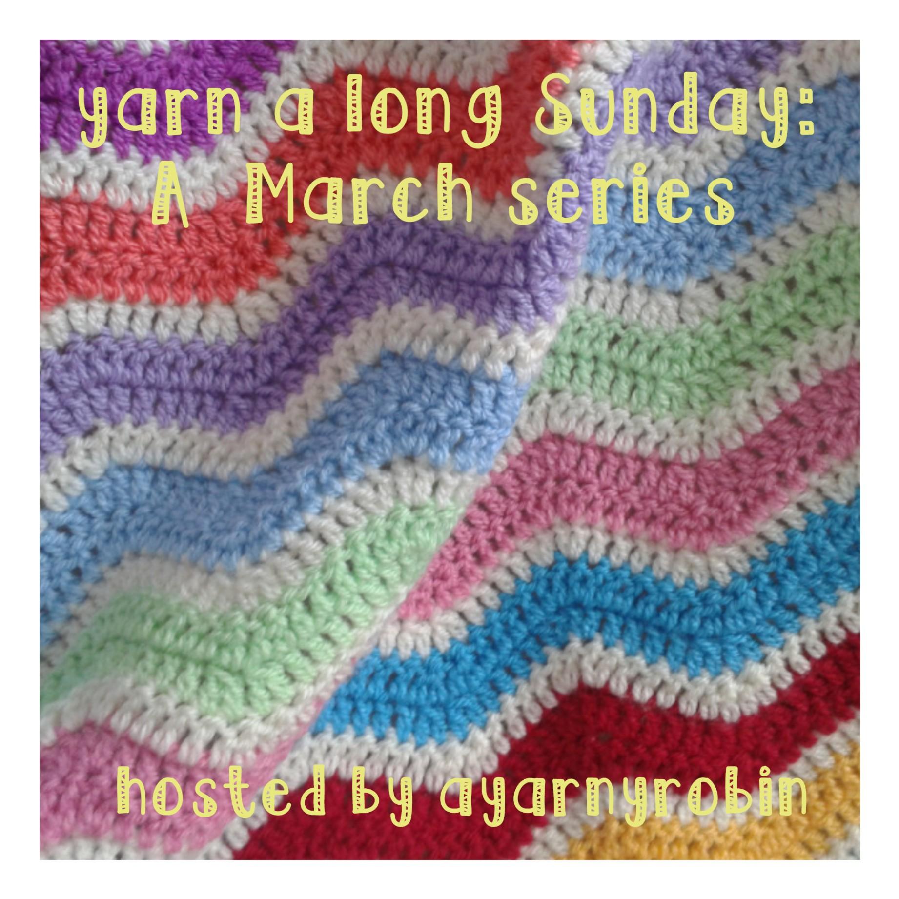 yarn a long March