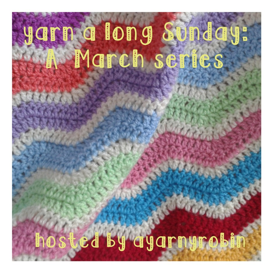 yarn a long March