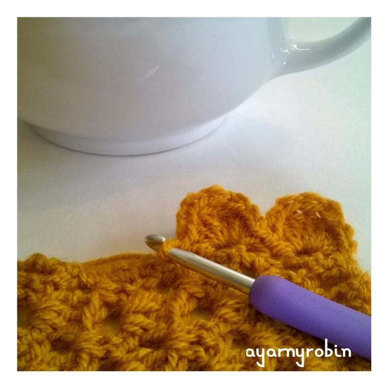 crochet tea cosy - The Grandma Collection