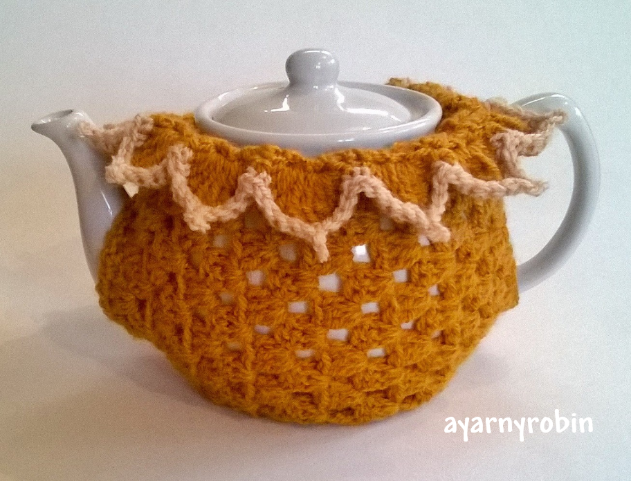 Grandma Kathy Tea Cosyfree Crochet Pattern And Tutorial