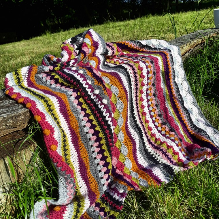 crochet blanket cal
